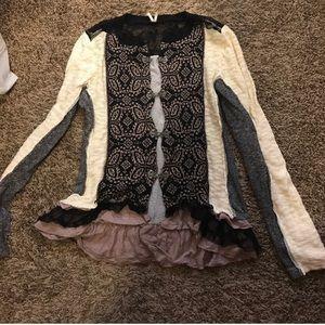 BKE Cardigan size medium